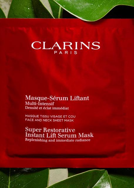 Super Restorative Instant Lift Serum Mask, 1 Pack