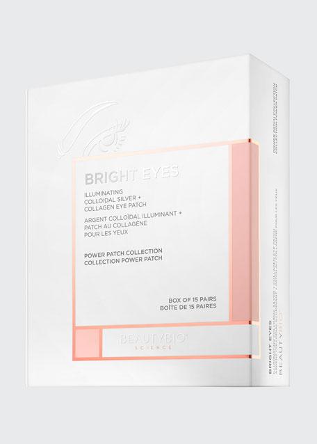 Bright Eyes&#153 Illuminating Colloidal Silver + Collagen Eye Patch