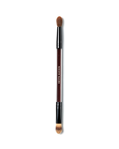 The Duet Concealer Brush