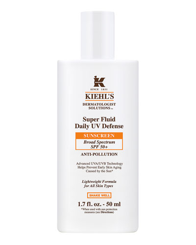 Super Fluid Daily UV Defense SPF 50+ Sunscreen, 1.7 oz./ 50 mL