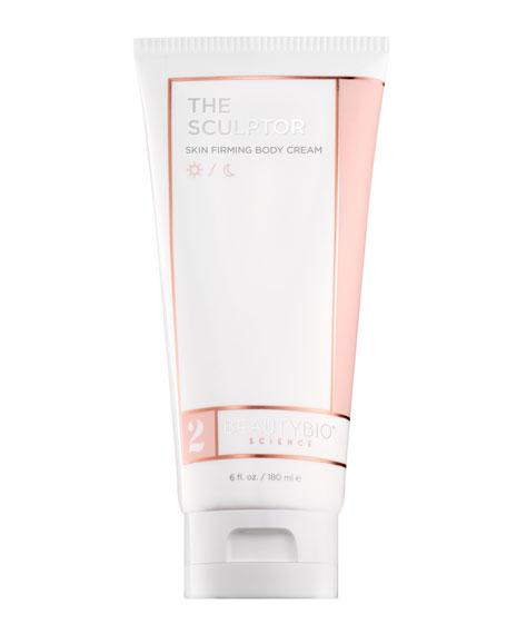 BeautyBio THE SCULPTOR Skin Firming Body Cream, 6.0
