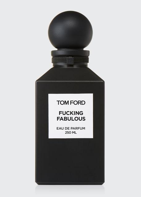F. Fabulous Eau de Parfum, 8.5 oz./ 250 mL
