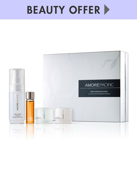 Yours with any $350 Amorepacific Purchase