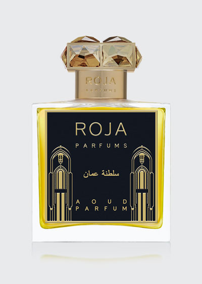 Sultanate of Oman Aoud Parfum  1.7 oz./ 50 mL
