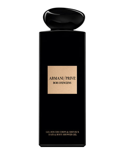 Armani Prive Bois D'Encens Shower Gel  6.7 oz./ 200 mL