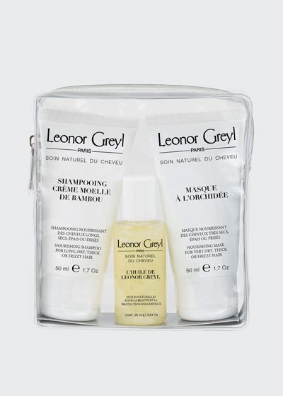 Luxury Travel Kit for Very Dry Hair