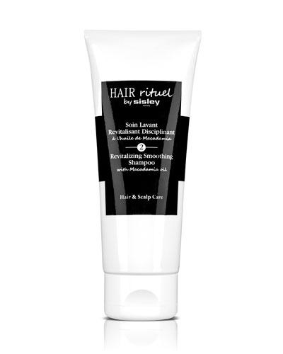Revitalizing Smoothing Shampoo with Macadamia Oil  6.7 oz./ 200 mL