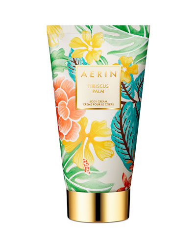 Hibiscus Palm Body Cream  5 oz./ 150 mL