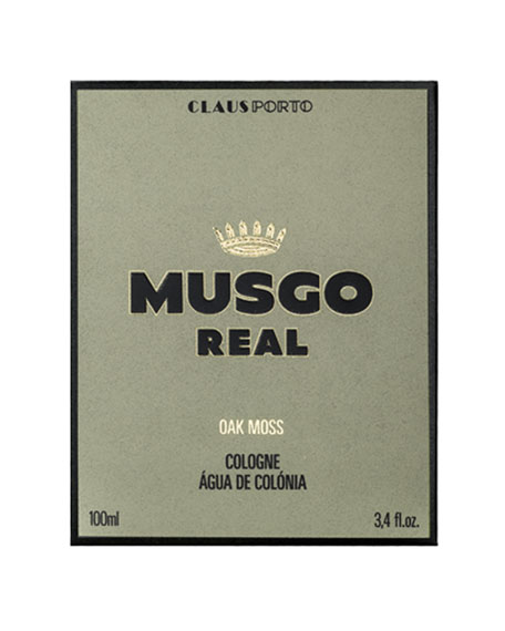 Oak Moss Eau de Cologne No. 2, 3.4 oz./ 100 mL