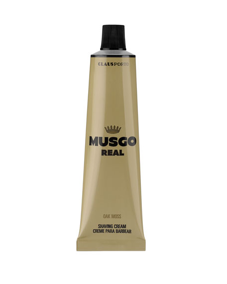 Oak Moss Shaving Cream, 3.4 oz./ 100 mL