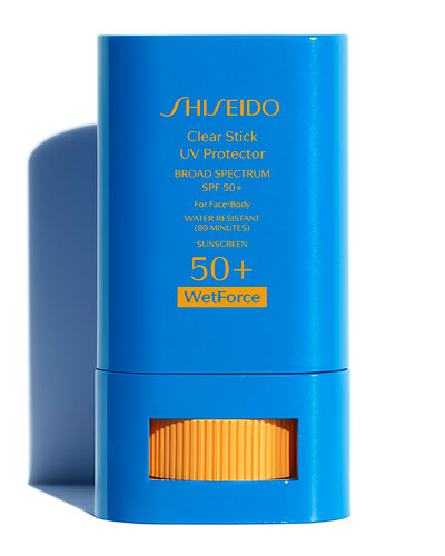 Clear Stick UV Protector Broad Spectrum SPF 50+  0.52 oz./ 15 g