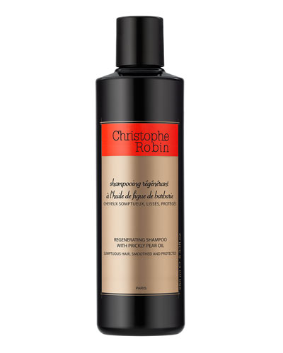 Regenerating Shampoo with Prickly Pear Oil  8.4 oz./ 250 mL