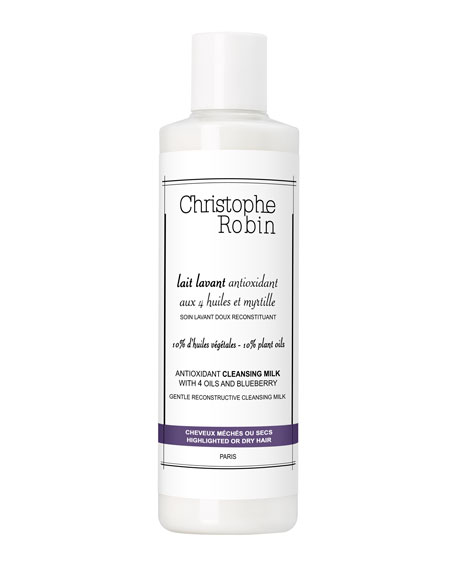 Image 1 of 1: Antioxidant Cleansing Milk with 4 Oils and Blueberry, 8.4 oz./ 250 mL