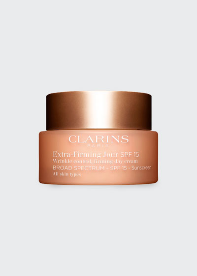 Extra-Firming Wrinkle Control Firming Day Cream Broad Spectrum SPF 15 - All Skin Types  1.7 oz./ 50 mL