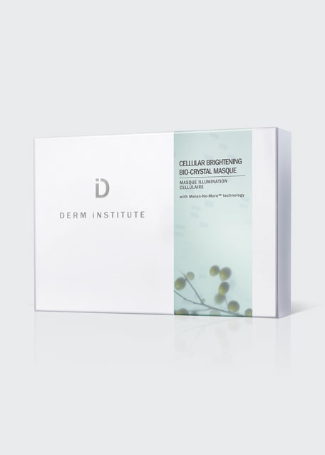 Derm Institute Cellular Brightening Bio-Crystal Masques – 4