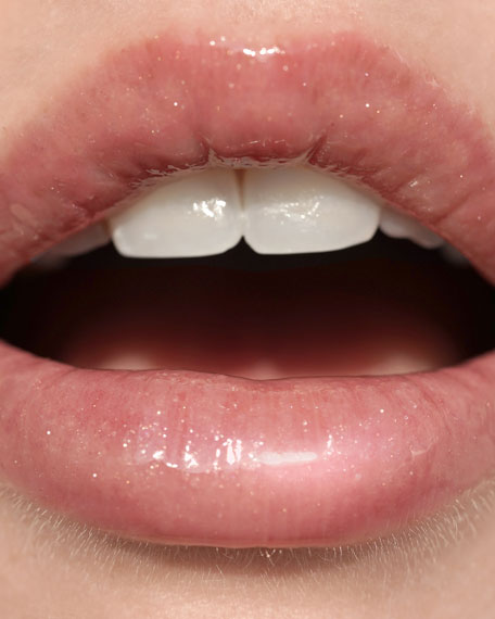 The Pout Sparkling Rosé Volumizing Lip Serum, 0.5 oz./ 15 mL