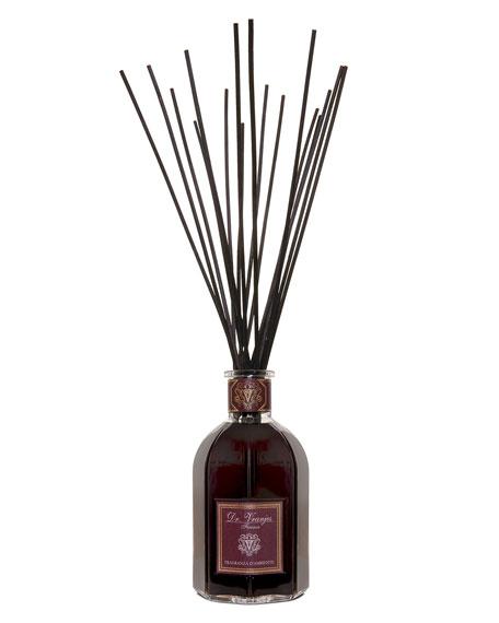 Rosso Nobile Vase Glass Bottle Collection Fragrance, 8.5 oz./ 2500 mL