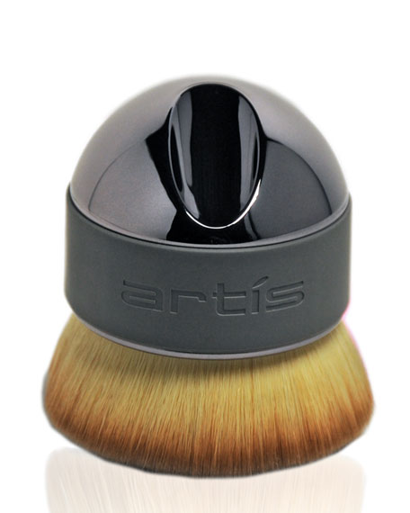Elite Smoke Palm Brush Mini