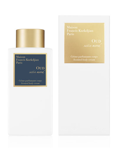 OUD satin mood Scented Body Cream  8.5 oz./ 250 mL