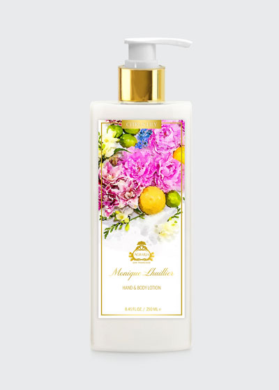 Monique Lhuillier Citrus Lily Hand & Body Lotion  8.45 oz./ 250 mL