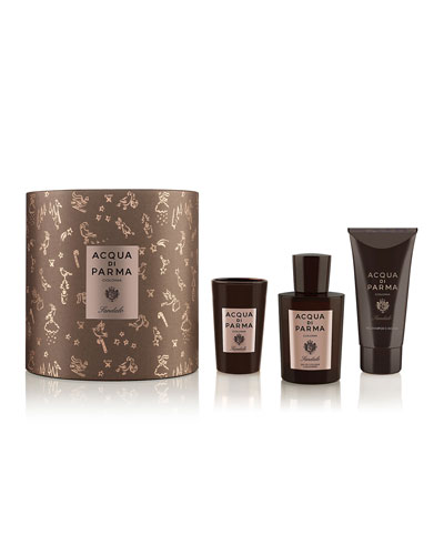 NM Exclusive Colonia Sandalo Gift Set
