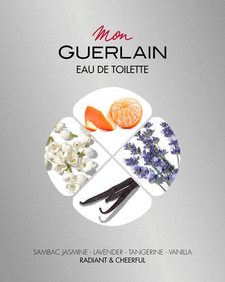 Mon Guerlain Eau de Toilette Spray, 1.7 oz./ 50 mL