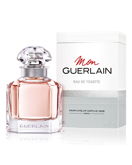 Mon Guerlain Eau de Toilette Spray, 1.6 oz./ 50 mL