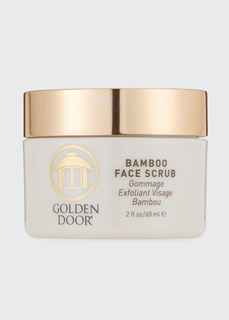 Bamboo Face Scrub, 2.0 oz./ 60 mL