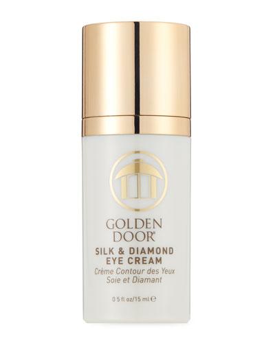 Silk & Diamond Eye Cream  0.5 oz./ 15 mL