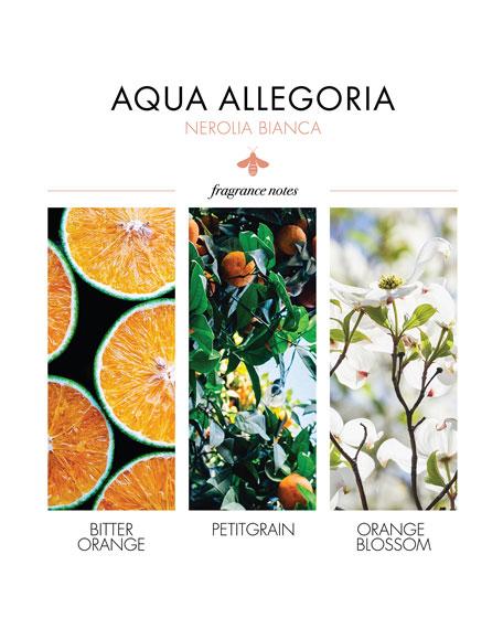 Aqua Allegoria Nerolia Bianca Eau de Toilette, 4.2 oz. / 125 mL