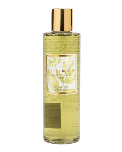 Privet Bloom Shower Gel  8 oz./ 237 mL