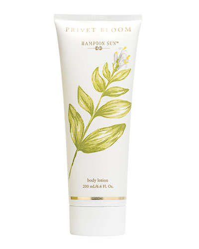 Privet Bloom Body Lotion  6.6 oz./ 195 mL