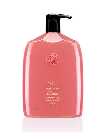 Bright Blonde Shampoo for Beautiful Color  33 oz./ 1 L