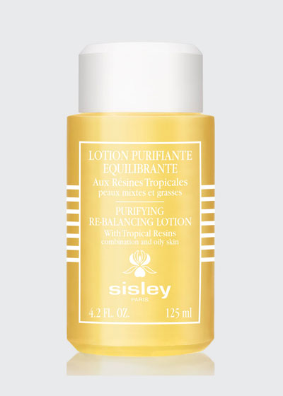 Purifying Re-Balancing Lotion With Tropical Resins  4.2 oz./ 125 mL