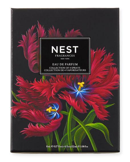 Exclusive Fine Fragrance Set, 4 x 0.3 oz./ 8 mL