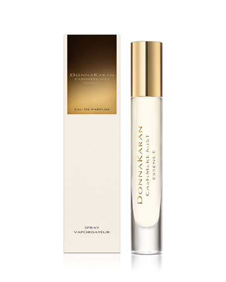 Cashmere Mist Essence Eau de Parfum Purse Spray, 0.24 oz./ 7 mL