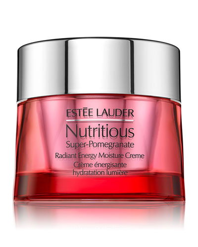Nutritious Super-Pomegranate Radiant Energy Moisture Crème  1.7 oz./ 50 mL