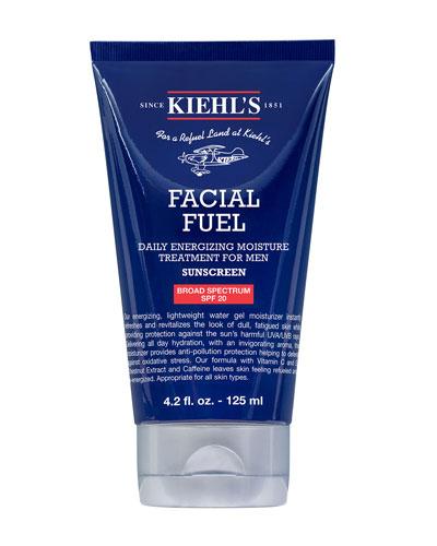 Facial Fuel Daily Energizing Moisture Treatment for Men SPF 20  4.2 oz./ 125 mL