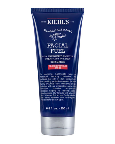 Facial Fuel Daily Energizing Moisture Treatment for Men SPF 20  6.8 oz. / 200 mL