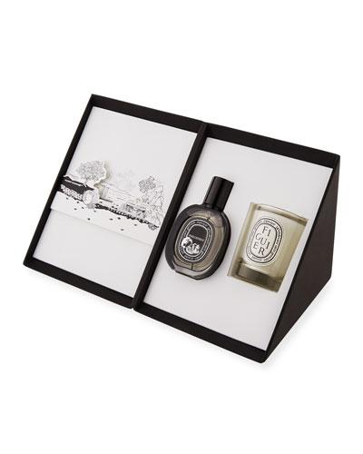 Eau de Parfum Philosykos and Figuier Candle Set