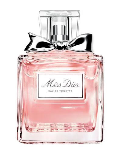 Miss Dior Eau de Toilette  3.4 oz./ 100 mL