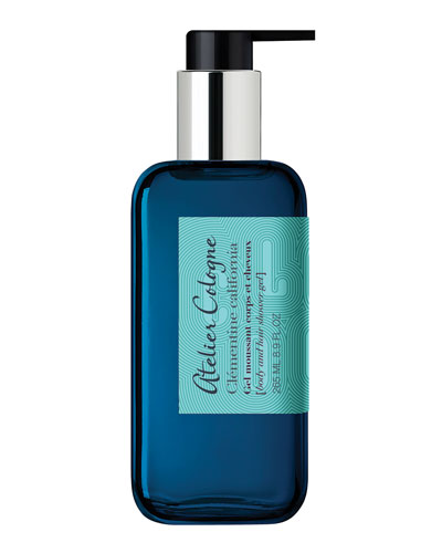 Clementine California Body and Hair Shower Gel  9.0 oz./ 265 mL