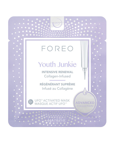 UFO Youth Junkie Masks (6 Count)
