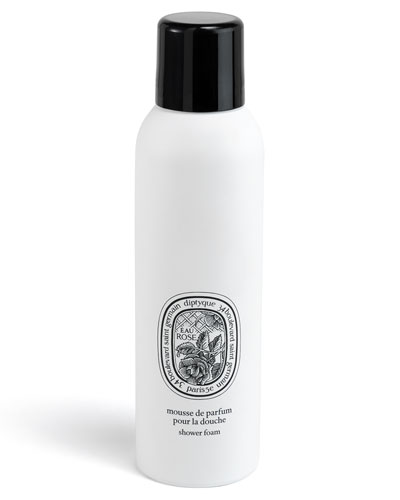 Eau Rose Shower Foam  6.8 oz.