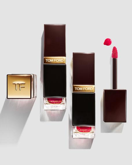 Lip Lacquer Luxe Vinyl Lipstick