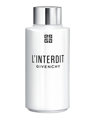 L'Interdit Bath & Shower Oil  6.8 oz./ 200 mL