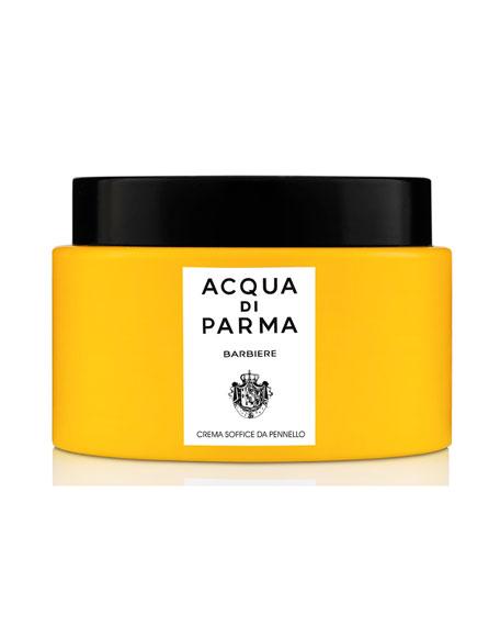 Barbiere Soft Shaving Cream For Brush, 4.4 oz./ 125 g