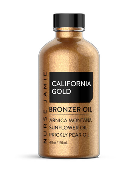 Image 1 of 1: California Gold Bronzer Oil, 30 mL