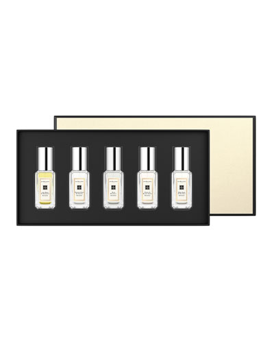 Men's Cologne Collection  5 x 0.3 oz./ 9 mL