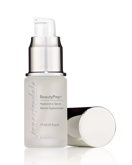 BeautyPrep Hyaluronic Serum, 0.57 oz. / 17 ml